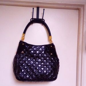 NWOT Patent leather shoulder bag